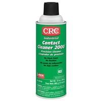 Очиститель электрических контактов прецизионный CRC CONTACT CLEANER 2000, аэрозоль 369гр.