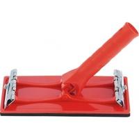 Брусок для шлифования 105 х 210мм с шарнирным переходником под телескопическую ручкуMTX