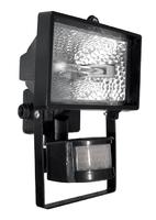Галогеновый прожектор с датчиком движения