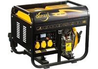 Генератор дизельный DD2500, 2 кВт, 220В/50Гц, 12.5 л, ручной пуск DENZEL