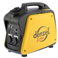 Генератор инверторный GT-2100i, X-Pro 2,1 кВт, 220В, бак 4,1 л, ручной стартDENZEL