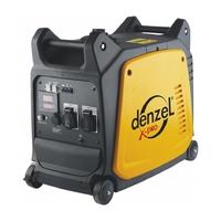 Генератор инверторный GT-2600i, X-Pro 2,6 кВт, 220В,цифровое табло, бак 7,5 л, ручной стартDENZEL