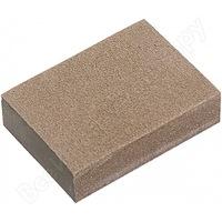 Губка для шлифования, 100 х 70 х 25 мм, мягкая, 3 шт., P 60/80, P 60/100, P 80/120 MATRIX