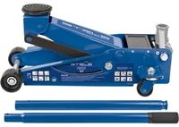 Домкрат гидравлический подкатной STELS, быстрый подъем, 3т QUICK LIFT, 135-465 мм, профессиональный