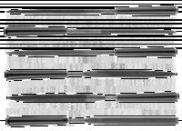 "Набор STAYER ""MASTER"" Надфили, ручка из ПВХ, 100мм, 6шт"