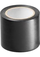 Изолента черная 50 мм х 10 м MATRIX