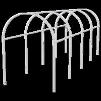 Каркас парника пластиковый, белый PALISAD