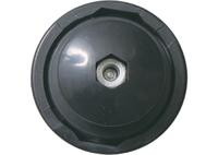 Катушка для триммера, гайка М8х1,25 левая и правая (для HOMELITE, RYOBI, ALPINA, CASTOR) DENZEL
