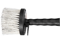 Кисть-макловица круглая, искусст. щетина, пластмас. корпус, пластмассовая ручка MATRIX