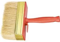 Кисть-ракля, натуральная щетина, пластмас. корпус, пластмас. ручка MATRIX