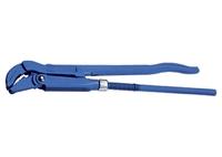 Ключ трубный рычажный СИБРТЕХ, с изогнутыми губками S-типа