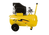 Компрессор воздушный PC 1/50-205, 1,5 кВт, 206 л/мин, 50 л DENZEL