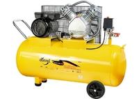 Компрессор воздушный PC 2/100-370, 2,2 кВт, 370 л/мин, 100 л DENZEL