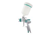 Краскораспылитель AG 901 LVMP профессиональный, гравитационного типа, сопла 1,3 и 1,1 мм Stels