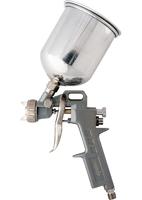 Краскораспылитель пневматический с верхним бачком MATRIX