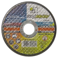 Круг зачистной по металлу, 180 х 6,0 х 22 мм, (Луга) Россия