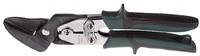 Ножницы KRAFTOOL ПРОФИ по твердому металлу, Cr-Mo, левый рез, 260мм