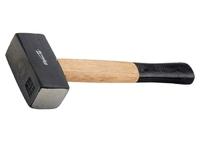 Кувалда SPARTA, кованая головка, деревянная двухцветная рукоятка
