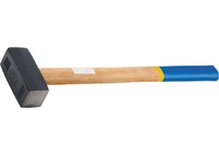 Кувалда СИБРТЕХ, кованая головка, деревянная рукоятка