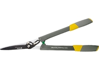 Кусторез с прямыми лезвиями, 620 мм, рычажный мех., нейлоновые рукоятки PALISAD LUXE