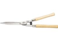 Кусторез, 580 мм, волнистые лезвия, деревянные рукоятки PALISAD