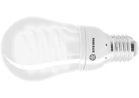 Лампа компактная люминесцентная, колба, 11W, 2700K, E27, 8000ч., Stern