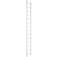 Лестница алюминиевая односекционная приставная СИБРТЕХ Pоссия