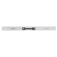 Линейка-уровень MATRIX MASTER, металлическая, пластмассовая ручка 2 глазка
