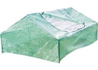 Мини-парник садовый разборный, покрытие - армированная плёнка 180х142х80см PALISAD