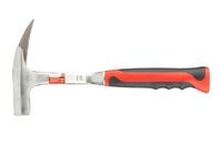 Молоток кровельщика MATRIX, 600 г, цельнометаллический, двухкомпонентная рукоятка