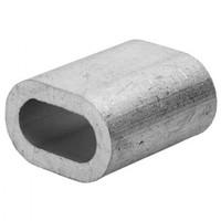 Зажим троса ЗУБР DIN 3093 алюминиевый