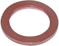 Кольцо уплотнительное медное DIN 7603