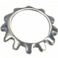 Шайба зубчатая упругая DIN 6797