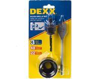 Набор для врезки замков DEXX