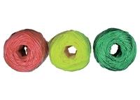 Набор шпагатов полипропиленовых, 6 шт.х 60 м, разные цвета, 1200 текс, 50 кгс СИБРТЕХРоссия