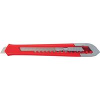Нож, 9 мм, выдвижное лезвие, корпус ABS-пластикMATRIX