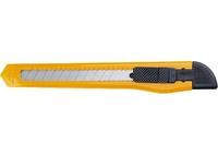 Нож,9 мм, выдвижное лезвие SPARTA
