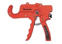 Ножницы для резки изд.из ПВХ,пистолетного типа,D- до 36 мм,обрез.опорная рук-ка,порошк.покр MATRIX