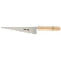 Ножовка по гипсокартону SPARTA, 180 мм, деревянная рукоятка
