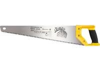 """Ножовка по дереву Сибртех """"Зубец"""", 500 мм, шаг зуба 7мм, зуб 2D, калёный зуб, 2-х комп.рукоятка"""