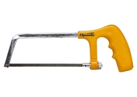 Ножовка по металлу, 150 мм, пластмассовая ручка, хромированная SPARTA