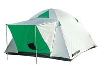 Палатка двухслойная трехместная 210x210x130cmPALISAD Camping