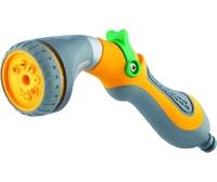 Пистолет-распылитель, 8-режимный, плавающий курок, эргономичная рукоятка PALISAD LUXE