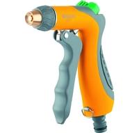Пистолет-распылитель, регулируемый, курок спереди, эргономичная рукоятка PALISAD LUXE