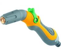 Пистолет-распылитель, регулируемый, плавающий курок, эргономичная рукоятка PALISAD LUXE