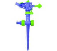 Пластиковый разбрызгиватель, импульсный, с регулятором скорости PALISAD