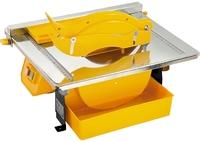 Плиткорез электрический TCD 180 C - 1, 600 Вт, диск 180х2,2x22.2 Denzel