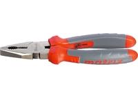Плоскогубцы комбинированные MATRIX PROFESSIONAL, двухкомпонентные рукоятки