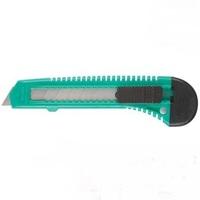 Нож DEXX с сегментированным лезвием, инструментальная сталь Ст60, пластиковый корпус, 18мм