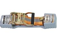 Ремень багажный с крюками, храповый механизм Automatic STELS